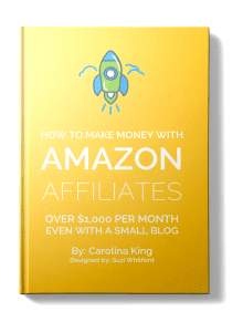 Find out how to make money with Amazon affiliates even with a small blog