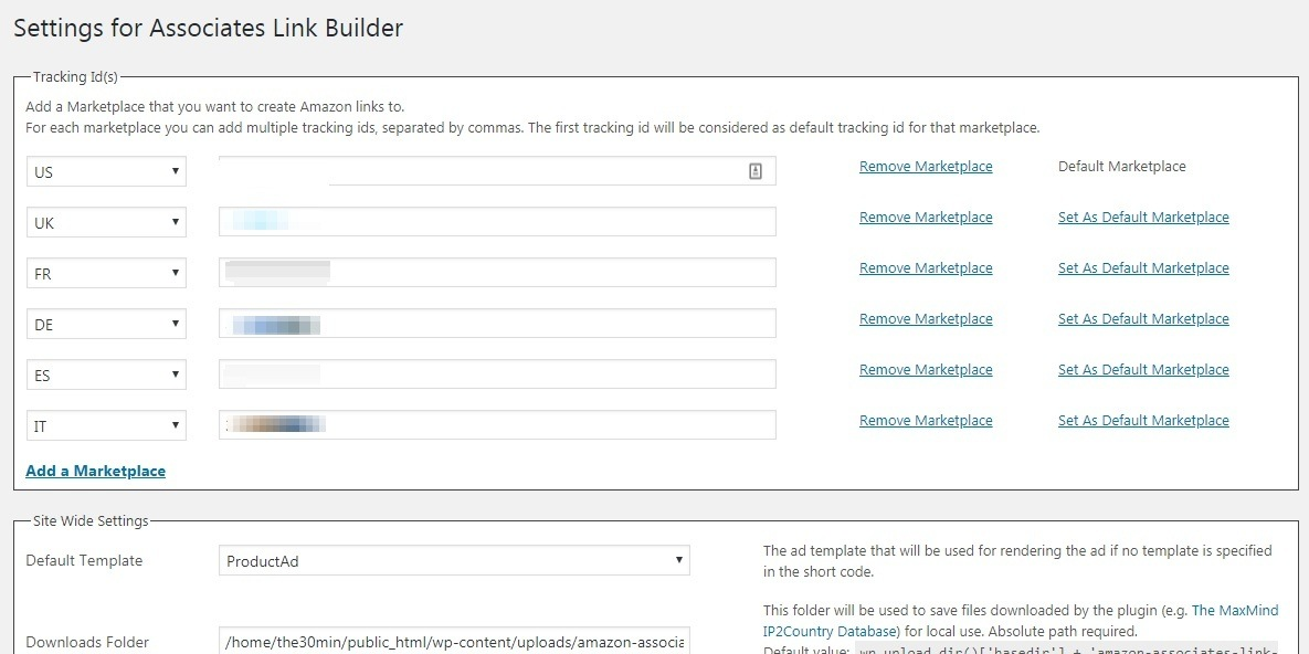 How to use the Amazon Link Builder Plugin - The 30 Minute