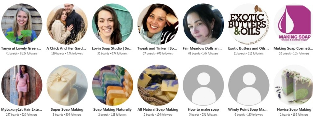 Search for Soap Making Recipes - People  on Pinterest