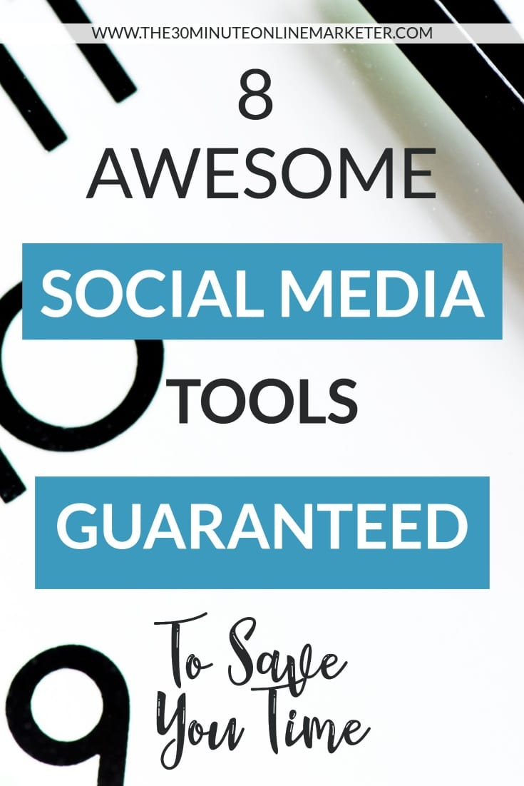8 tools to automate your social media