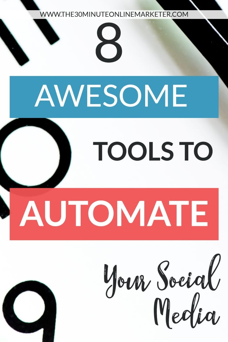 9 awesome tools to autoamte your social media