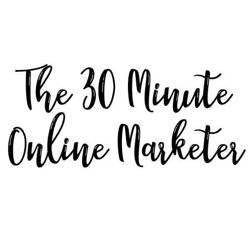 The 30 Minute Online Marketer