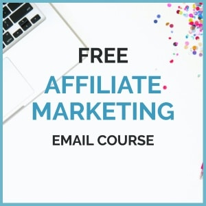 Free affiliate marketing email course