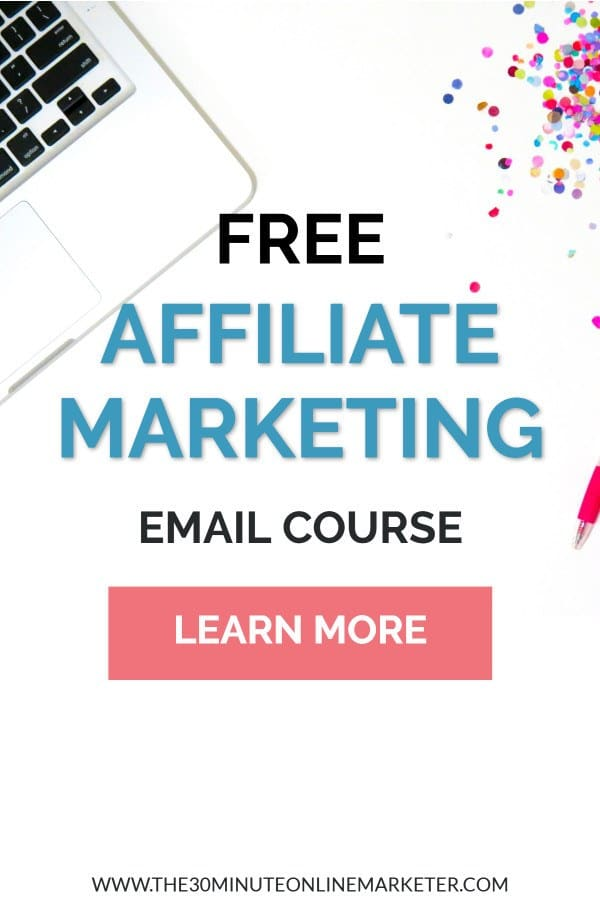 Free Affiliate Marketing Course