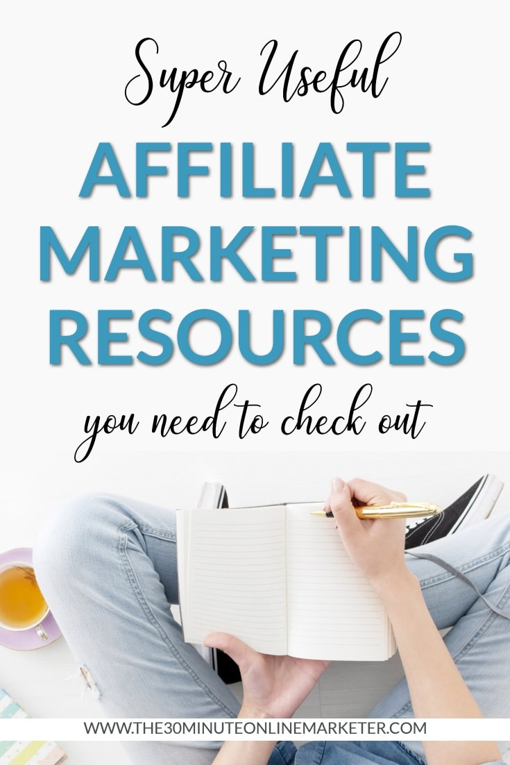 Super useful affiliate marketing resources you need to check out