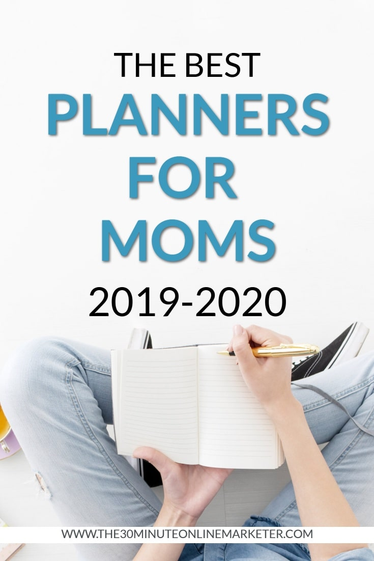 Best mom planners 2019-2020