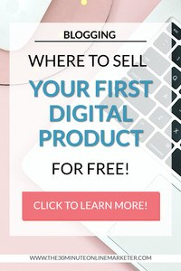Where to sell your digital product for free