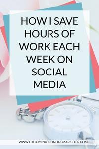 How I automate my social media