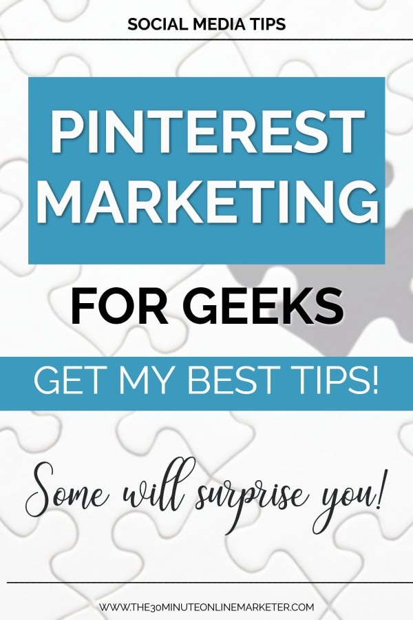 Pinterest marketing for men