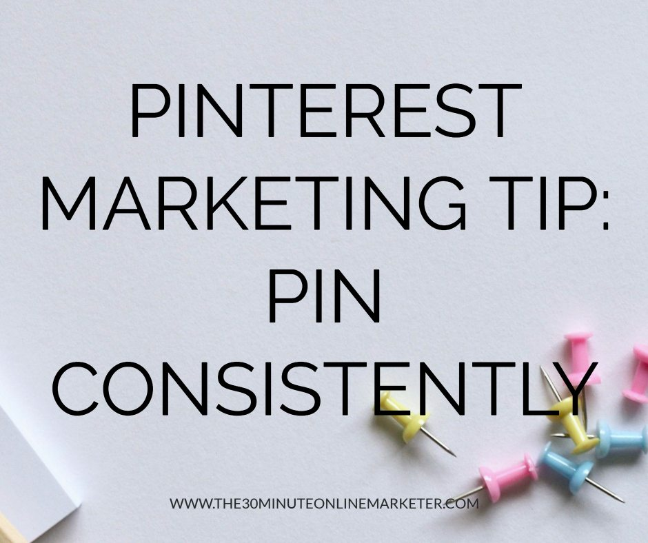 Pinterest Marketing Ti