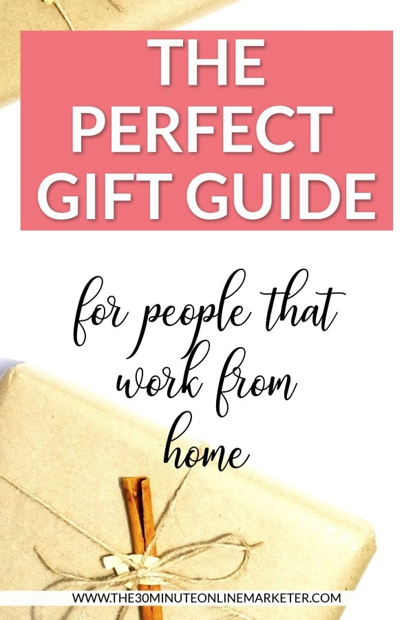 The best gift ideas for people that work from home