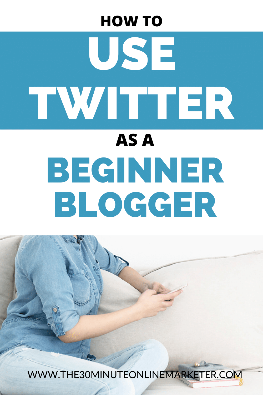 How to use Twitter as a beginner blogger