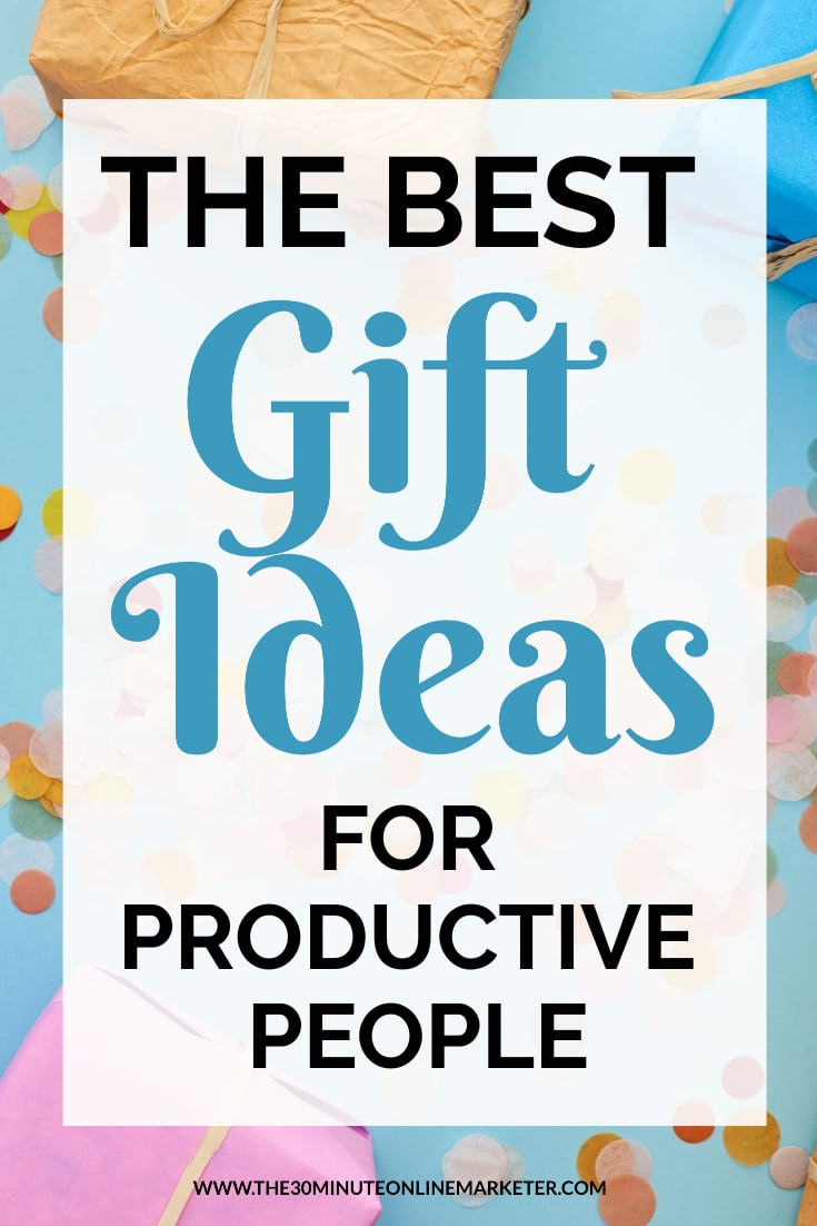 The best productivity gifts for people who want to get more done