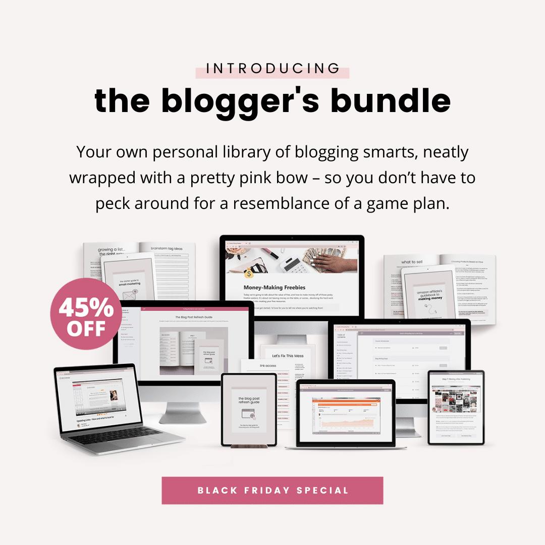 Kimi's Blogger's Bundle