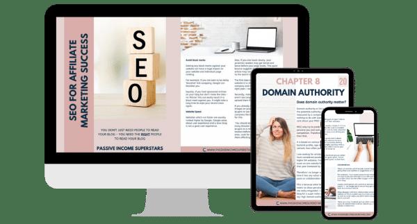 SEO for Affiliate Marketing Success
