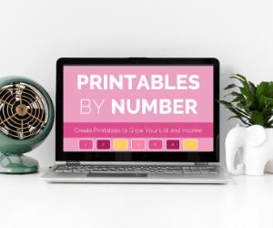 Printables By Number