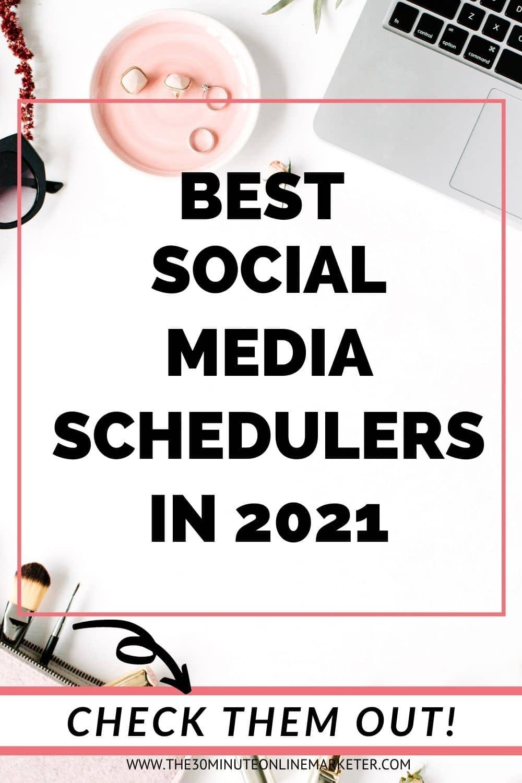 Best Social Media Schedulers
