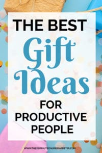 Best Productivity Gifts