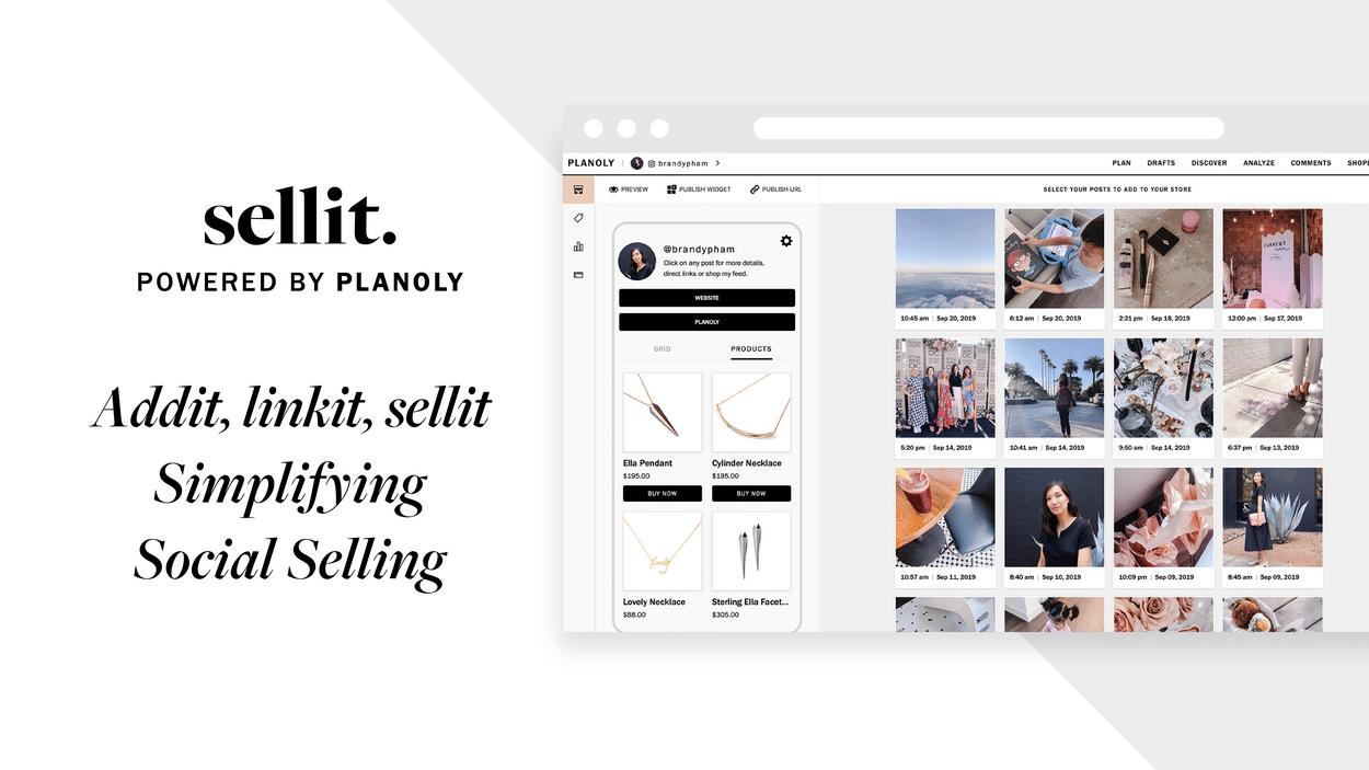 Sellit - Planoly