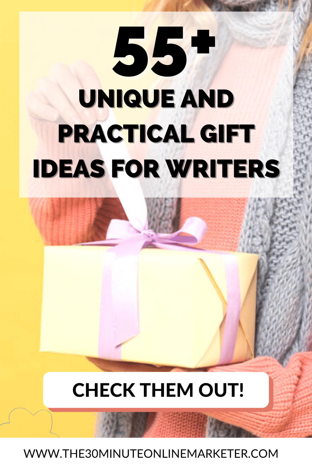 Best Gifts For Writers and Authors