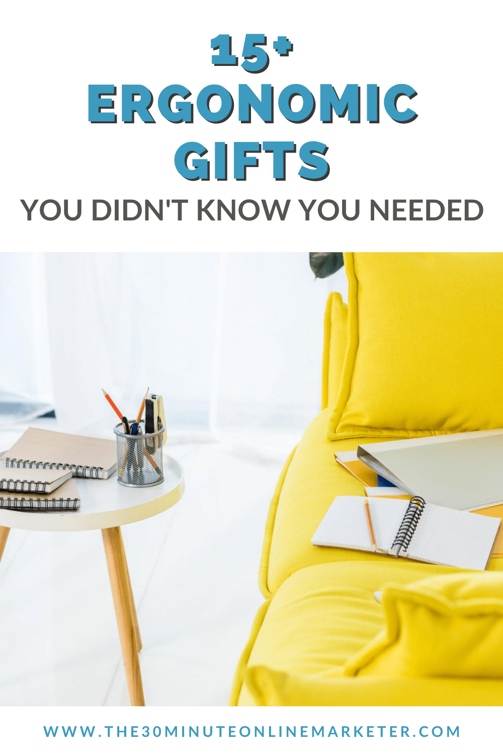 Ergonomic Gifts You Didn't Know You Needed