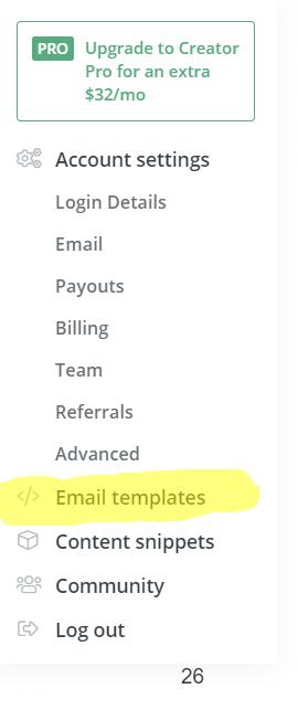 How to Set Up Email Templates in ConvertKit